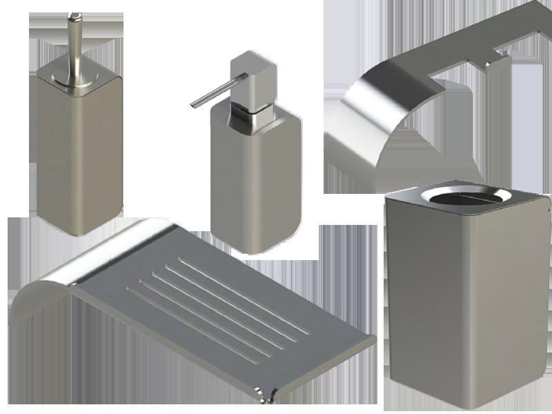 Efor Metal Ürün Grubu Inoks Serisi