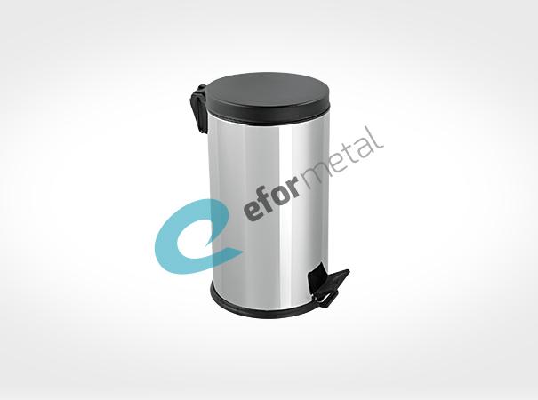 Pedallı Çöp Kovası / Plastik Kapaklı
