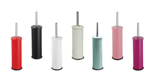 klozet fırçalıkları, wc fırçalıkları, renkli wc fırçalıkları, duvara monte fırçalıklar, akıllı kapak fırçalıklar, kare fırçalıklar